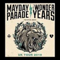 Mayday Parade & The Wonder Years
