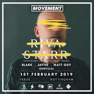Movement Presents : Riva Starr (Curveballs Album Tour)