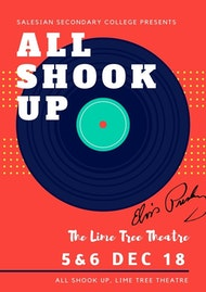 All Shook Up | Salesian Secondary College, Pallaskenry
