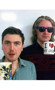 Conal McIntyre & Mark Corcoran