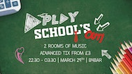 PLAY: School's Out! - End of Term Party