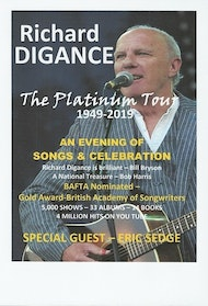 Richard Digance: Platinum Tour