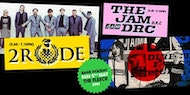 2 Rude + The Jam DRC Bank Holiday Special