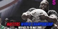 Ultimate Strongman Masters World Championship