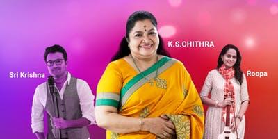 K S CHITHRA - TELUGU CONCERT @BIRMINGHAM