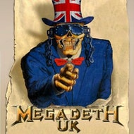 O'Rileys presents Megadeth UK & Lost Within
