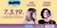 Ani Glass, Jenn Kirby - NAWR #32