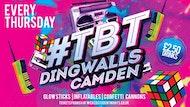 #TBT (Throwback Thursday) @ Dingwalls
