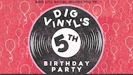 The Bido Lito! Social in association with Dig Vinyl's 5th Birthday