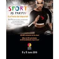 SPORT IS PARTY! La Feria del deporte