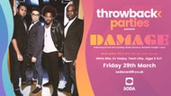 Throwback Parties - Damage Live