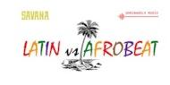 LATIN VS AFROBEAT