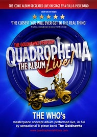 Quadrophenia The Album, Live!