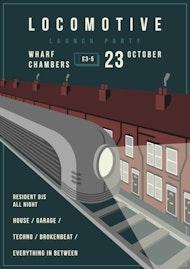 Locomotive Launch Party