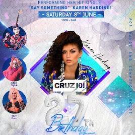Cruz 101's 27th Birthday Party!