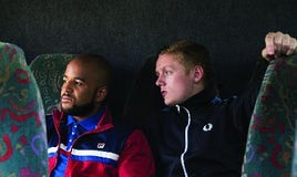 Thomas Turgoose & Andrew Shim (Shaun & Milky / This Is England)