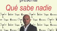 Alfonso Luna presenta Qué sabe nadie en Sevilla