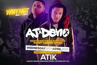 Why Not? Easter Under 18s Ball w/ AJ x Deno - Oxford