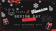 PANDA X Finesse : Boxing Day Special : Oracle : 26th Dec