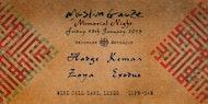 Muslimgauze Memorial Night x Berceuse Heroique