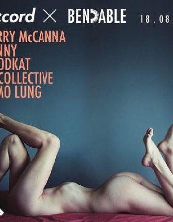 re:cord X Bendable pres. Harry Mccanna (Northsouth/Bside)