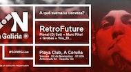 RetroFuture en Playa Club Coruña - Son Estrella Galicia