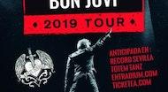 Tributo a Bon Jovi por Bad Name (Sevilla, Sala Malandar)