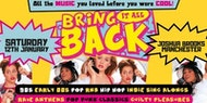 The UK's BIGGEST 90s & 00s Throwback Party! Manchester