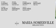 Maria Somerville at Bello Bar