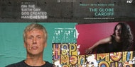 On The Sixth Day God Created Manchester ft Bez and Rowetta (The Globe Cardiff)