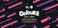 Colours Leeds at Space :: 29th March ::