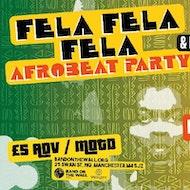 Fela Fela Fela Afrobeat Party