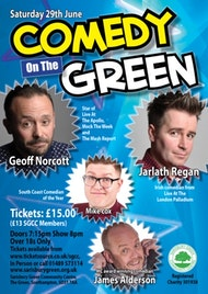 Comedy on the Green 2019