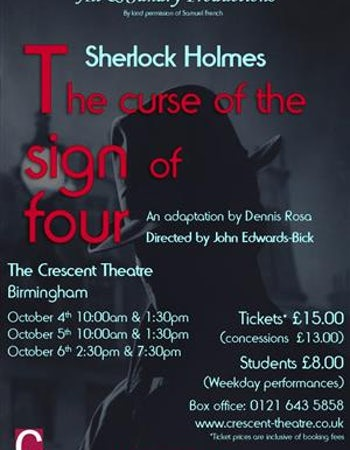 Sherlock Holmes: The Curse of the Sign of Four