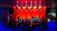Albert Sanz Big Band en Matisse Club
