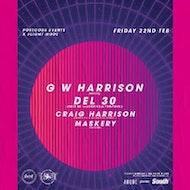 GW HARRISON & DEL-30