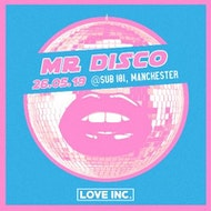 Love Inc. Mr. Disco