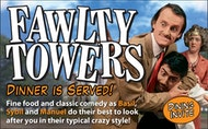 Fawlty Towers Dinner Show