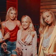 Naughty Normans x Gold Card Party! // Free Bar