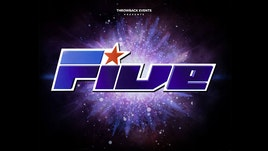 5ive Live & 90s Party DJ's (Manchester)