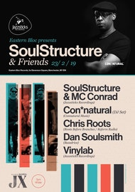 Eastern Bloc presents SoulStructure & Friends