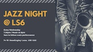 LS6 Jazz Night - Fergus Quil