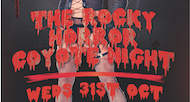 Rocky Horror Coyote Show