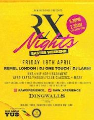 RX Nights X Canterbury Vibes
