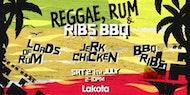 Rum, Reggae & Ribs BBQ