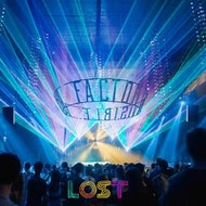 LOST : Day & Night Party : Invisible Wind Factory : Fri 10th May
