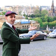 Mountebank Comedy Walk of Edinburgh
