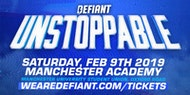 Defiant Wrestling: MANCHESTER - Feb 9th, 2019