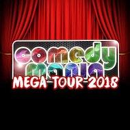 ComedyMania Mega Tour 2018 - CARDIFF (Sun 11th Nov)