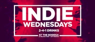 Indie Wednesdays at The Bodega